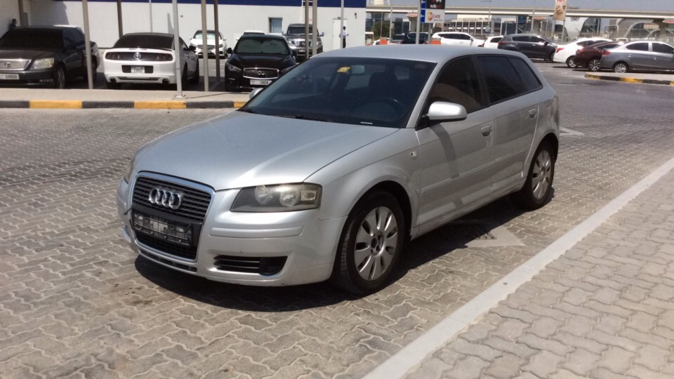 Used Audi A3 2006 For Sale In Dubai