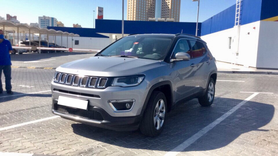 Used Jeep Compass Limited 2018 For Sale In Dubai