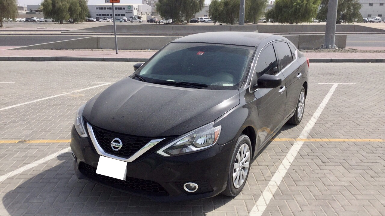 Used Nissan Sentra 1.6 S 2017 For Sale In Dubai