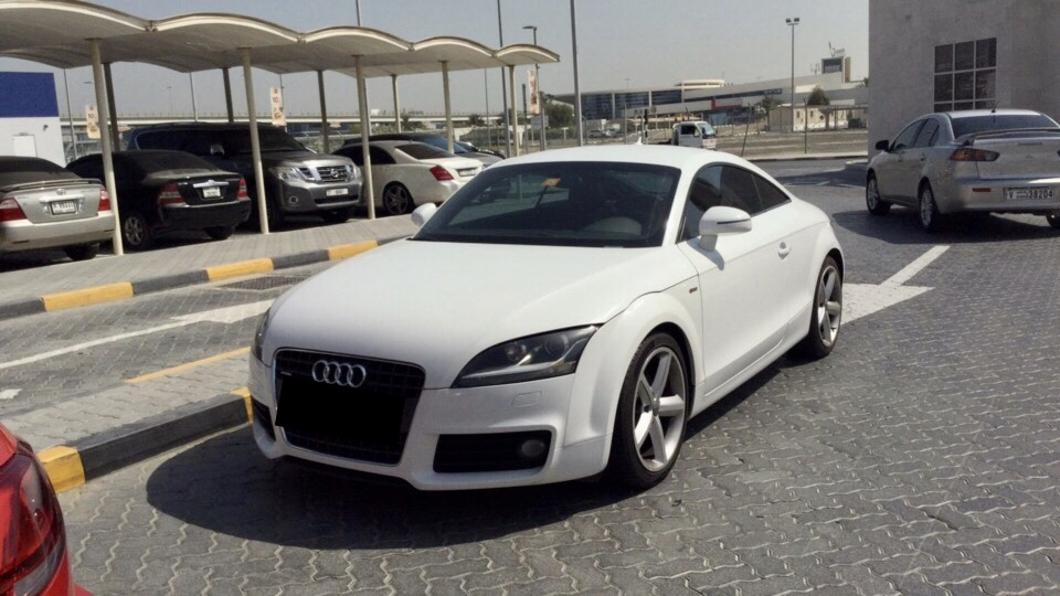 Used Audi TT 2.0 Coupe 2010 For Sale In Dubai