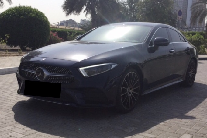 Used Mercedes-Benz CLS 2019 For Sale In Dubai