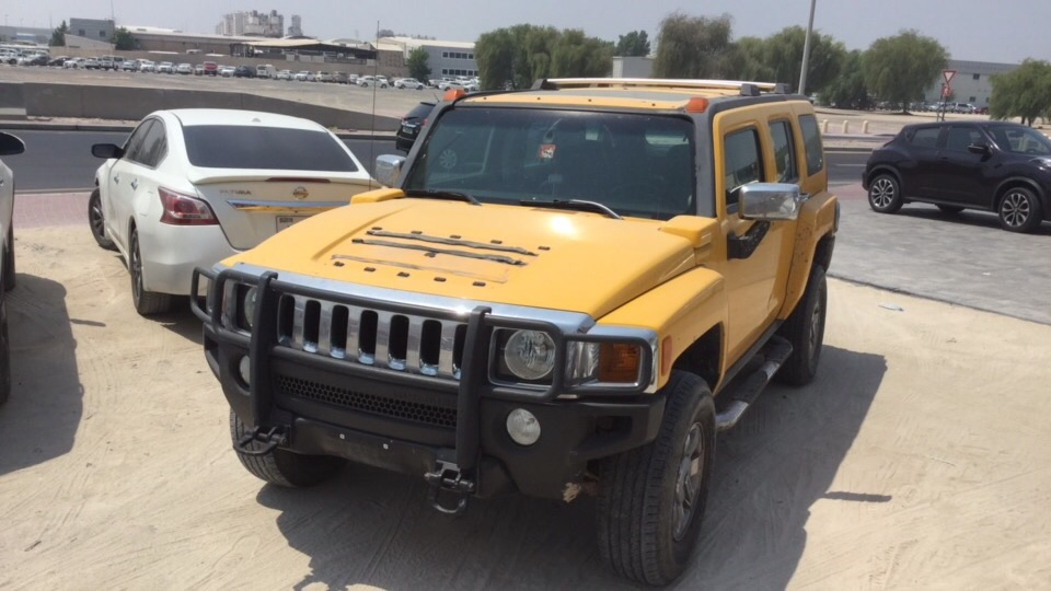 Used Hummer H3 2006 For Sale In Dubai