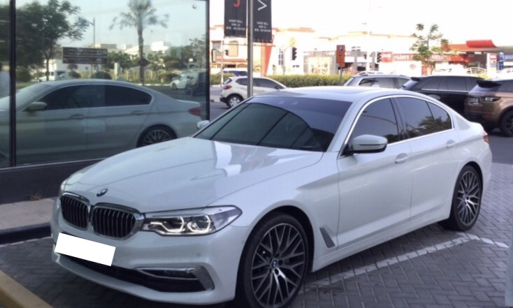 Used BMW 540i 2019 For Sale In Dubai