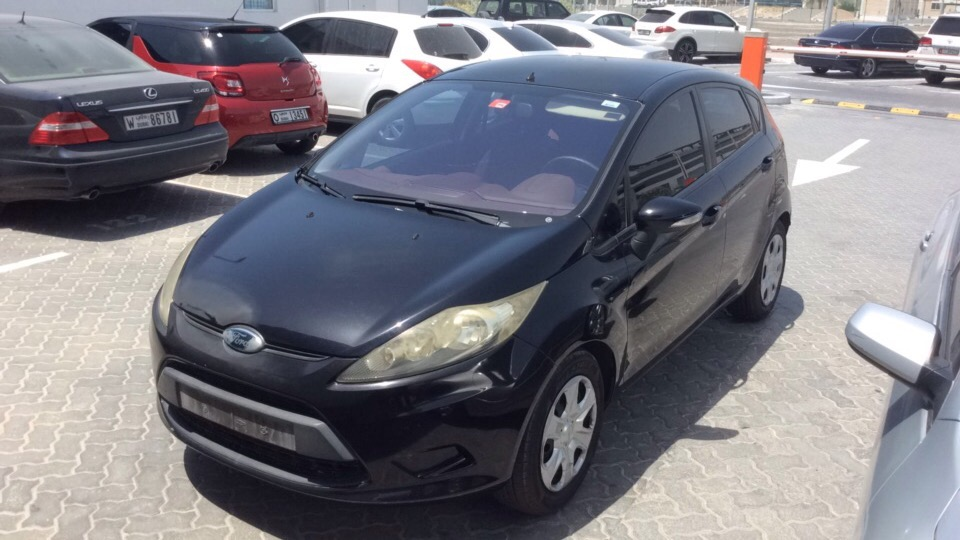 Used Ford Fiesta 2010 For Sale In Dubai