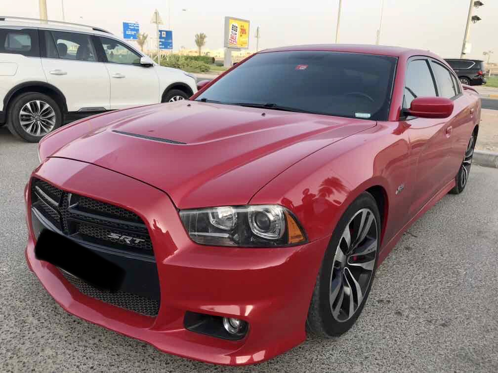 Used Dodge Charger SRT8 2013 For Sale In Dubai