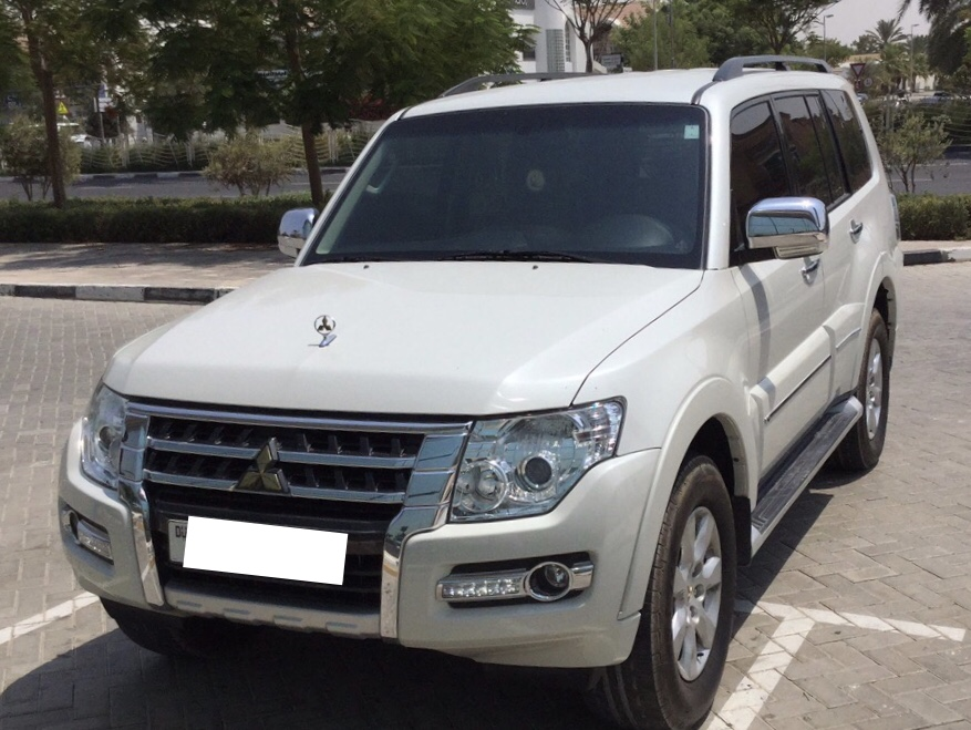 Used Mitsubishi Pajero 3.5 2019 For Sale In Dubai