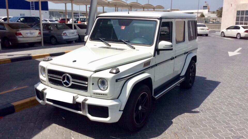 Used Mercedes-Benz G 55 AMG 2010 For Sale In Dubai