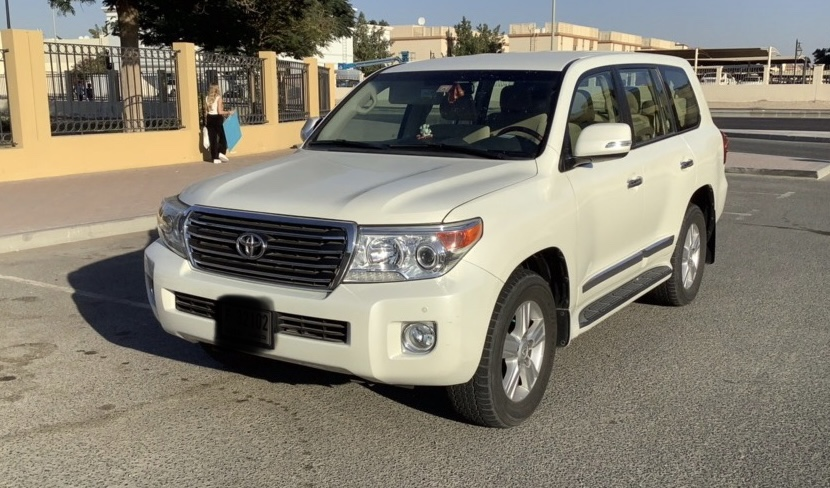 Used Toyota Land Cruiser 4.6L EXR 2014 For Sale In Dubai