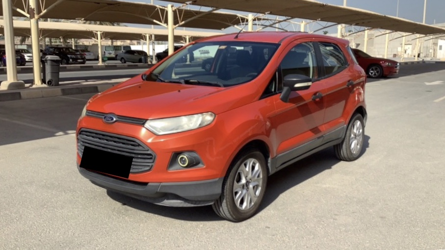 Used Ford Ecosport Ambiente 2014 For Sale In Dubai