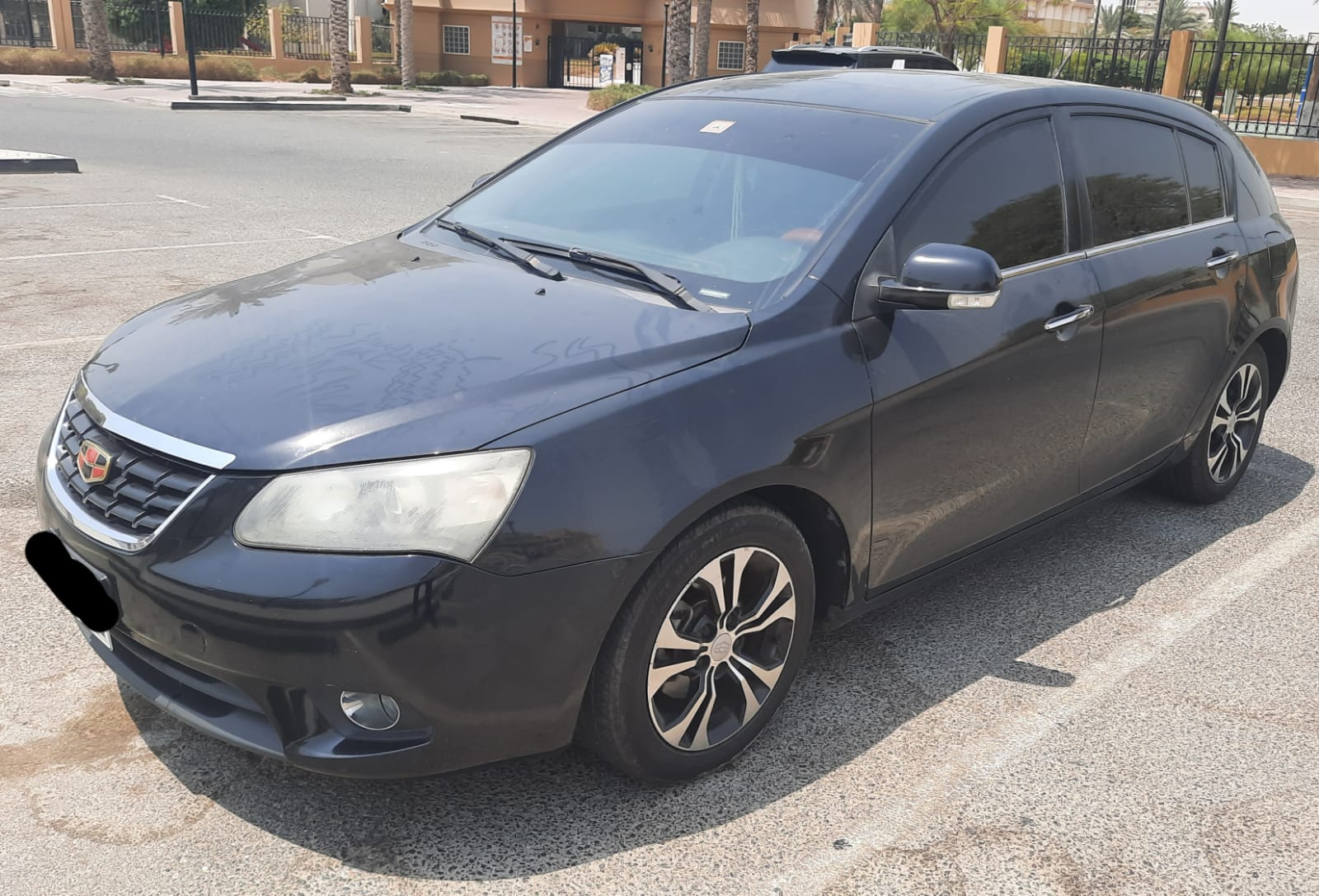 Used Geely Emgrand 7 2015 For Sale In Dubai