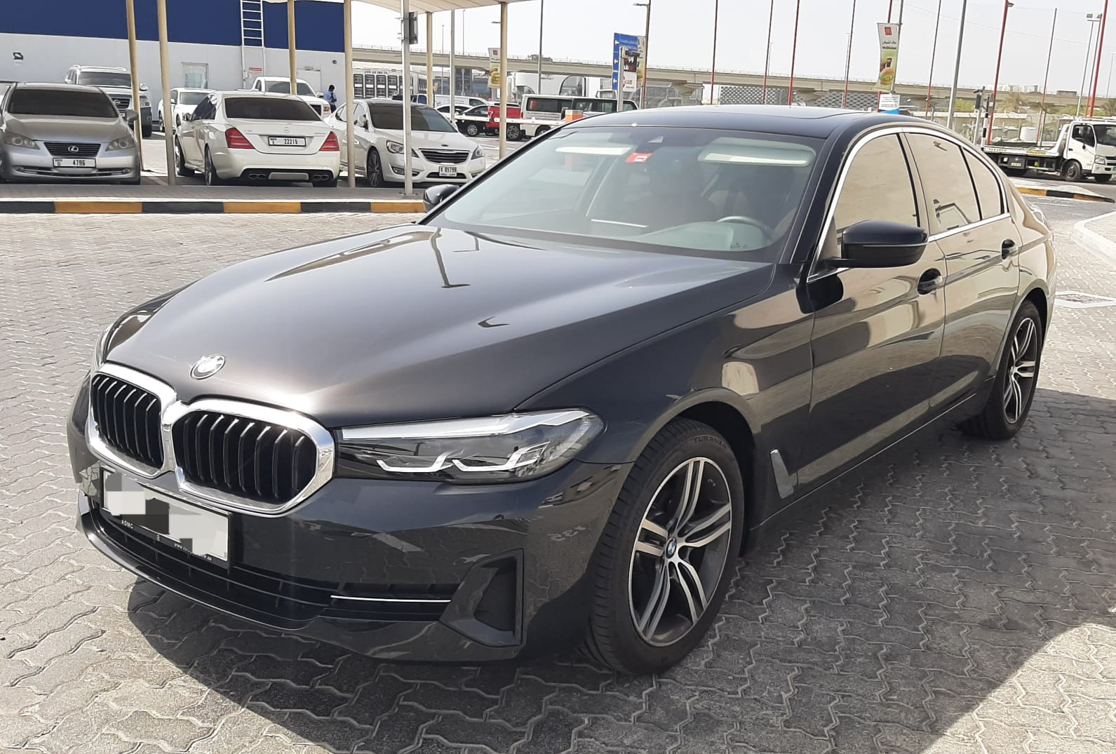 Used BMW 520i 2021 For Sale In Dubai