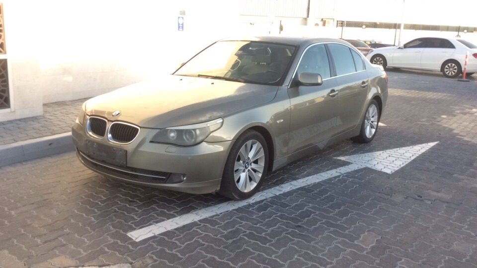 Used BMW 525i 2007 For Sale In Dubai