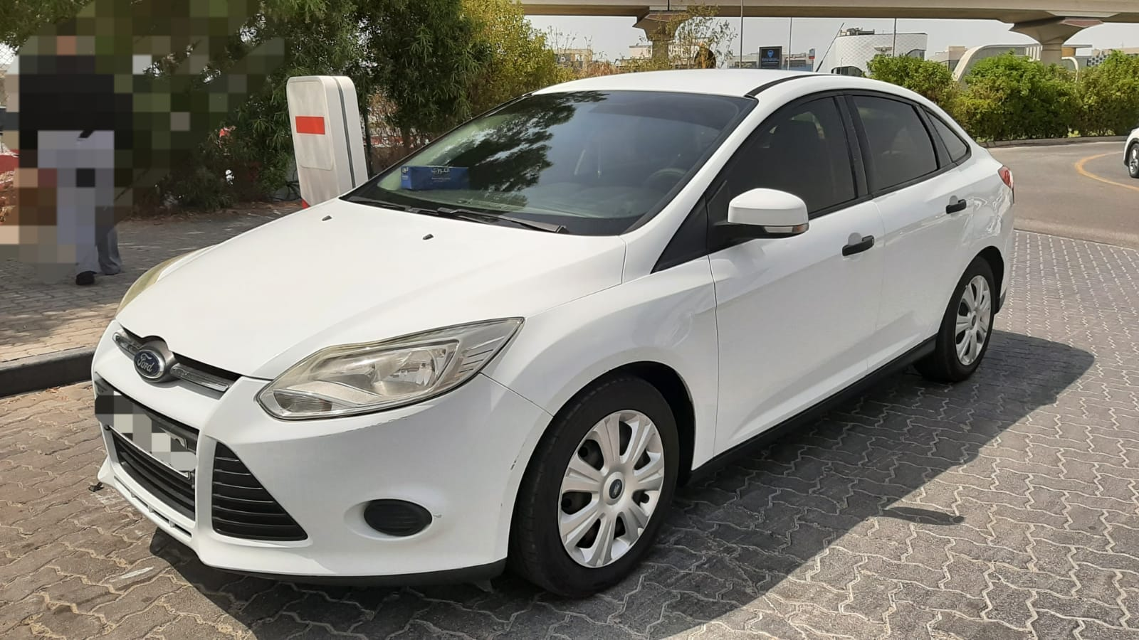 Used Ford Focus 1.6L 2014 For Sale In Dubai