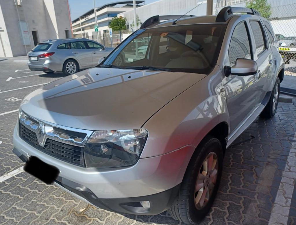 Used Renault Duster 4x2 2015 For Sale In Dubai