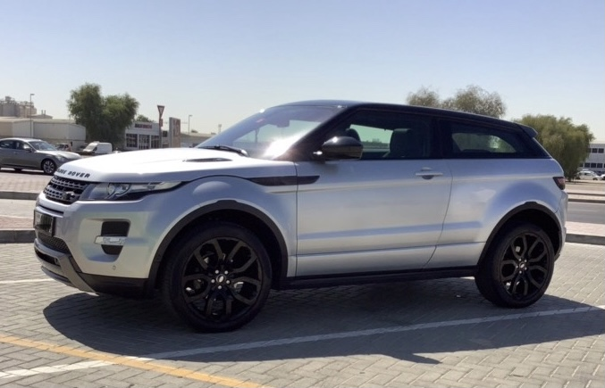 Used Land Rover Range Rover Evoque Coupe Dynamic 2014 For Sale In Dubai