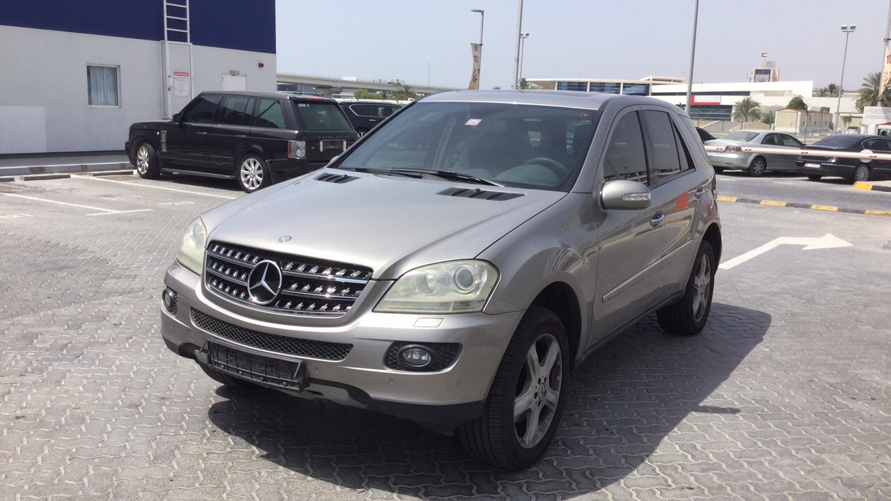 Used Mercedes-Benz ML 350 2007 For Sale In Dubai