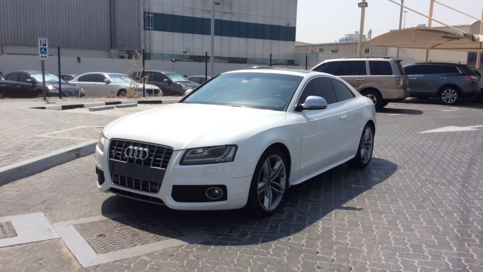 Used Audi S5 Coupe 2009 For Sale In Dubai