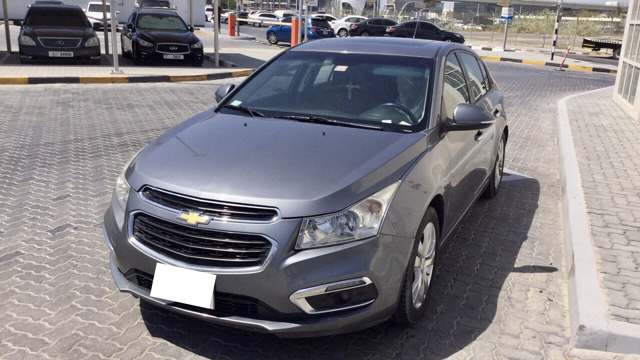 Used Chevrolet Cruze 2016 For Sale In Dubai
