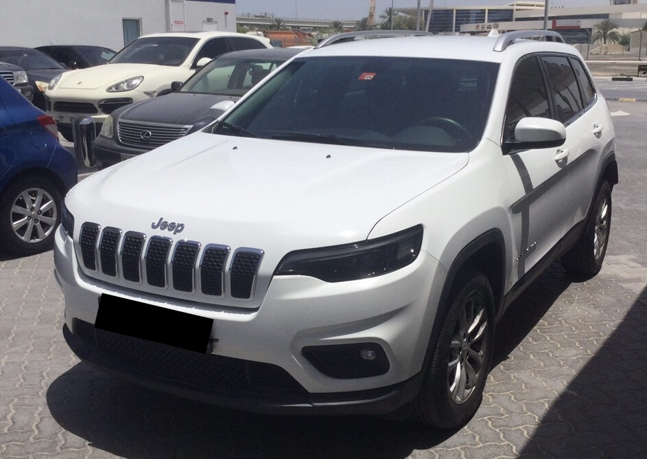 Used Jeep Cherokee 2019 For Sale In Dubai