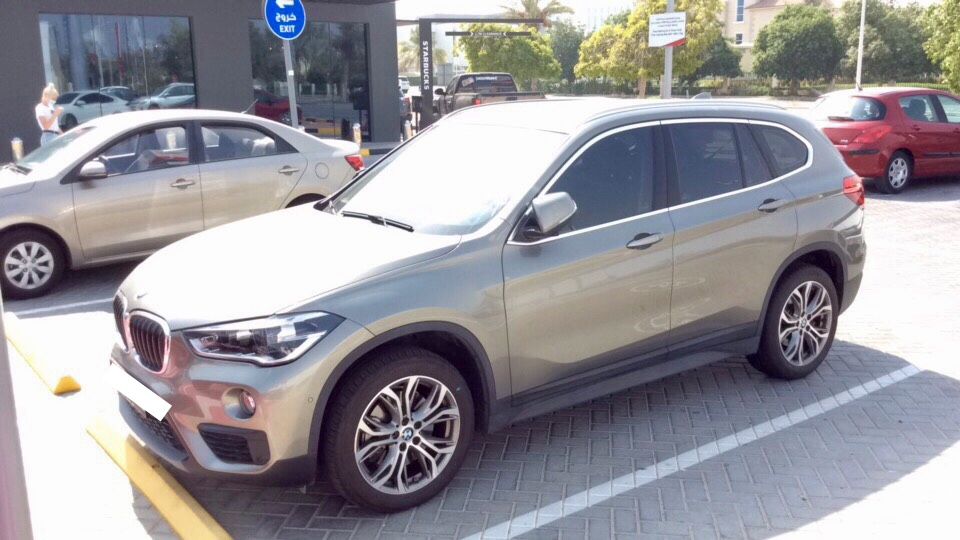 Used BMW X1 20i 2019 For Sale In Dubai