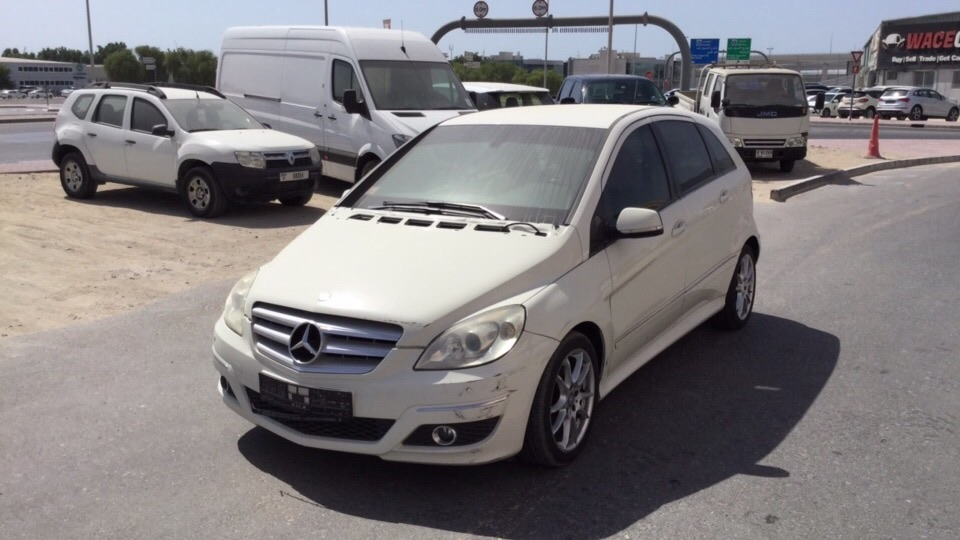 Used Mercedes-Benz B 150 2009 For Sale In Dubai