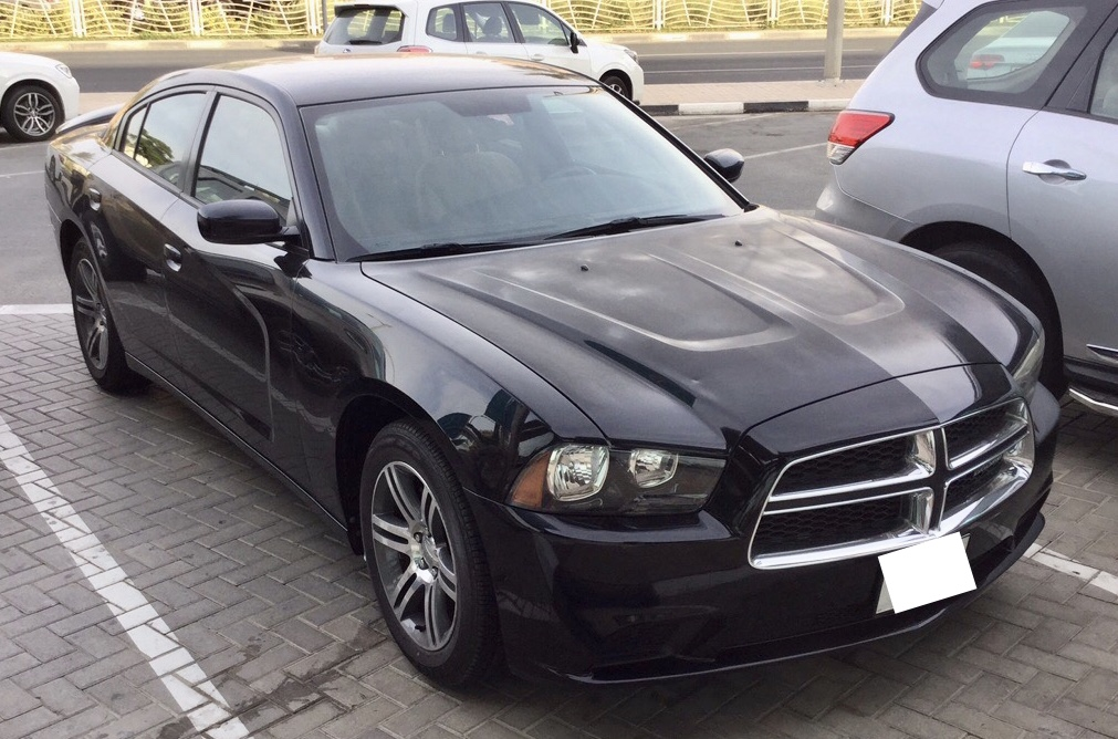 Used Dodge Charger V6 2012 For Sale In Dubai