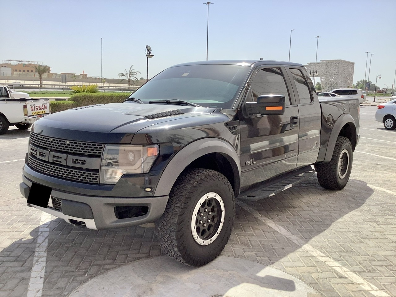 Used Ford F 150 Raptor 2014 For Sale In Dubai