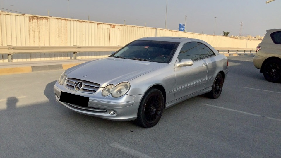 Used Mercedes-Benz CLK 320 Coupe 2003 For Sale In Dubai