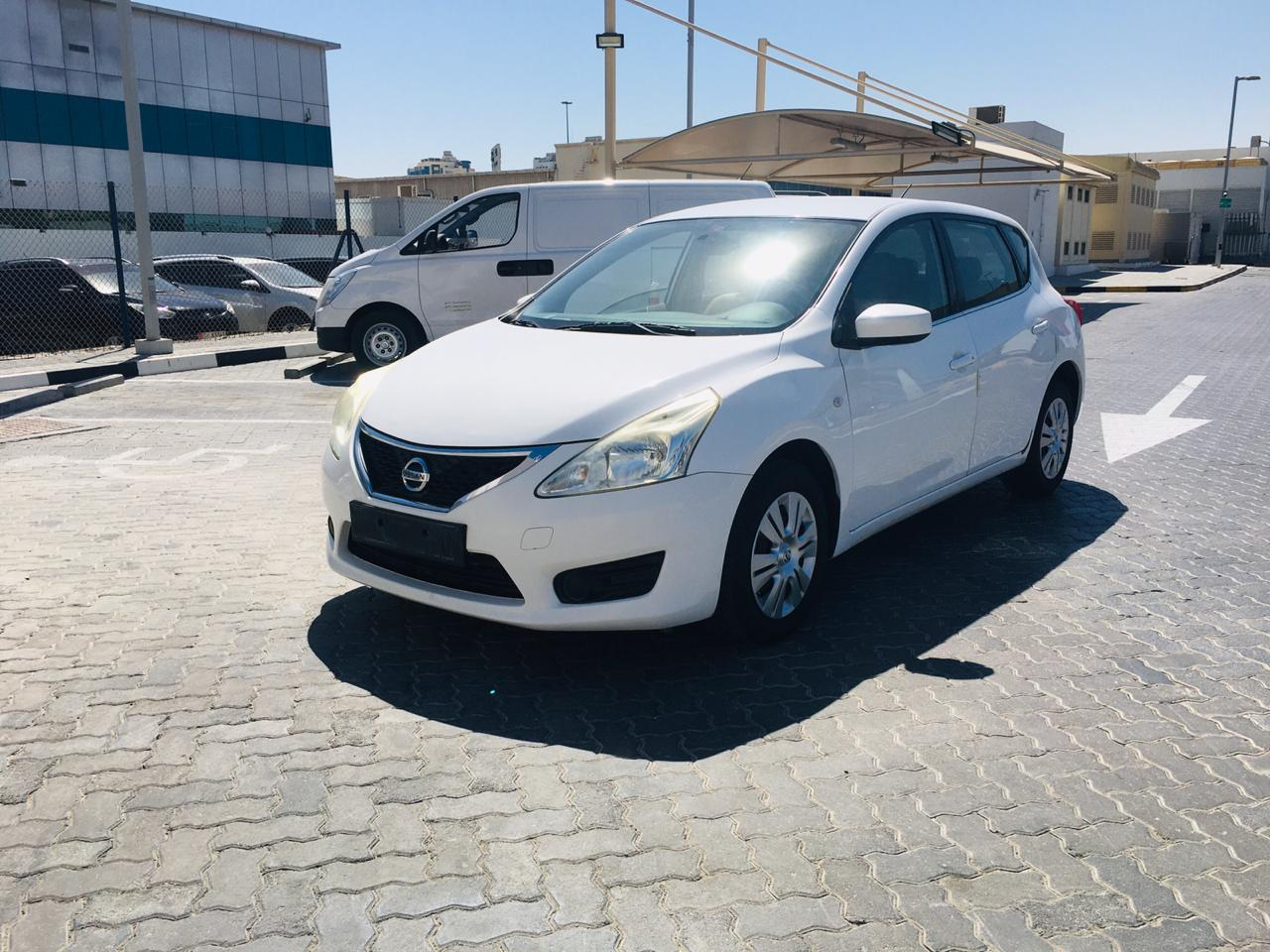 Used Nissan Tiida (1.6 SV) 2014 For Sale In Dubai