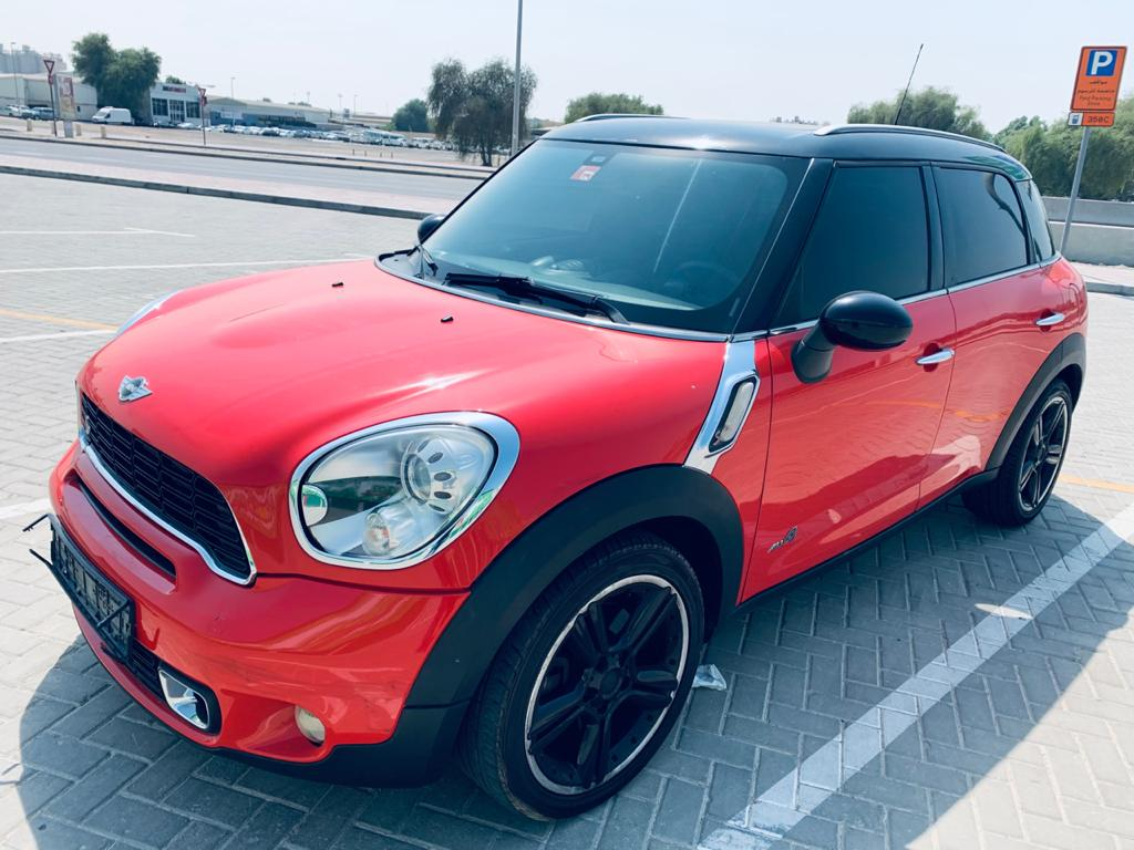 Used Mini Cooper S 2011 For Sale In Dubai
