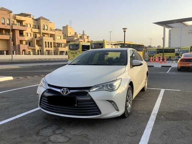 Used Toyota Camry S 2016 For Sale In Dubai