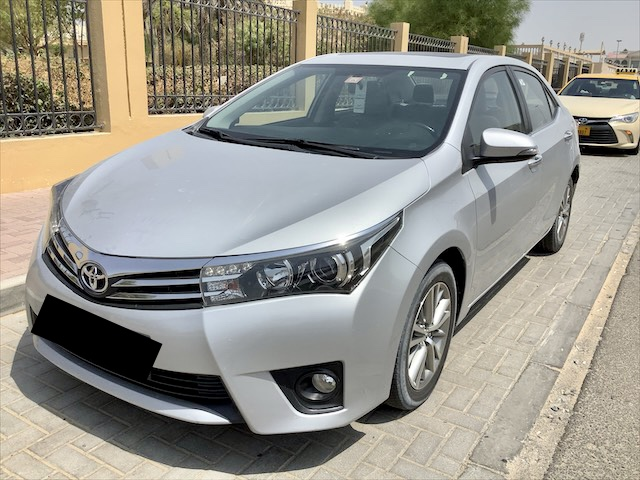 Used Toyota Corolla 2.0 Limited 2014 For Sale In Dubai