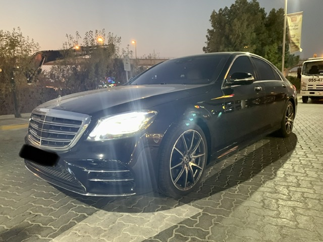 Used Mercedes-Benz S 560 4Matic 2018 For Sale In Dubai