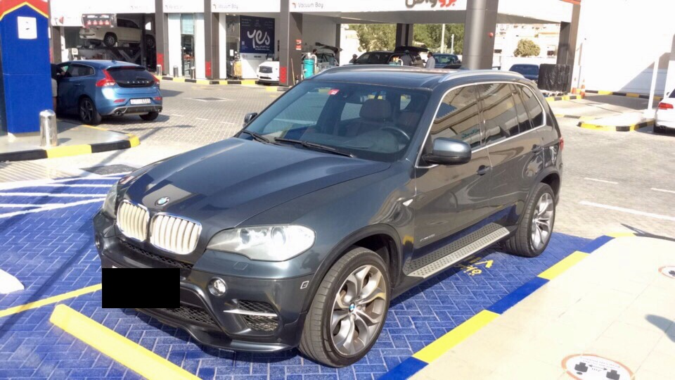 Used BMW X5 50i 2011 For Sale In Dubai