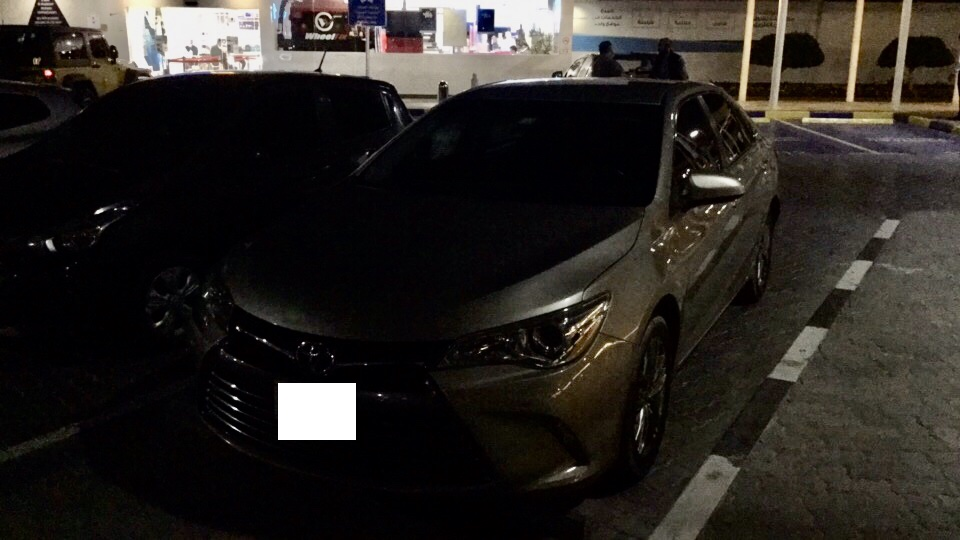 Used Toyota Camry SE 2017 For Sale In Dubai