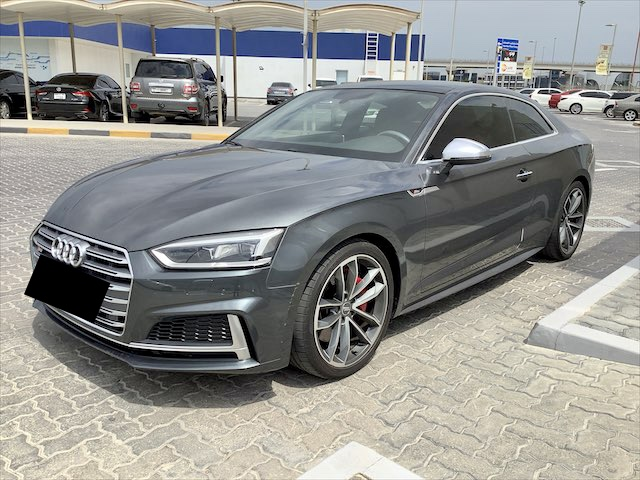 Used Audi S5 Coupe 2017 For Sale In Dubai