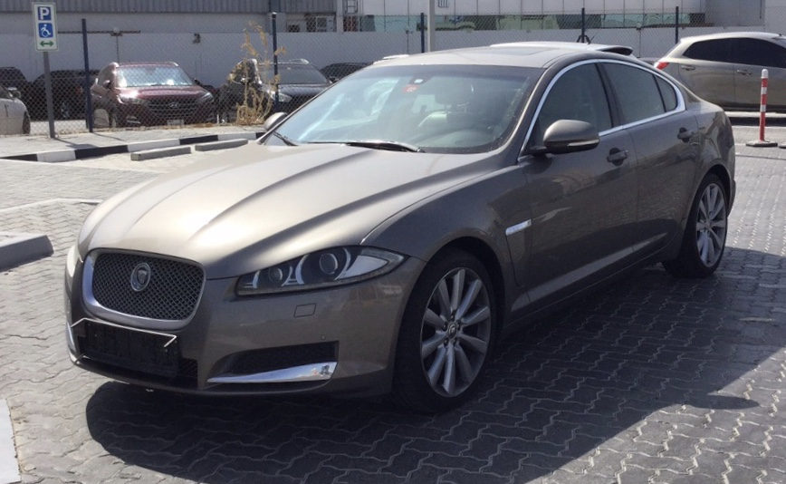 Used Jaguar XF 3.0 V6 2012 For Sale In Dubai