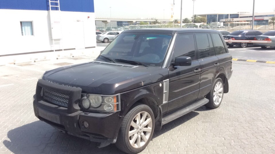 Used Land Rover Range Rover HSE 2008 For Sale In Dubai
