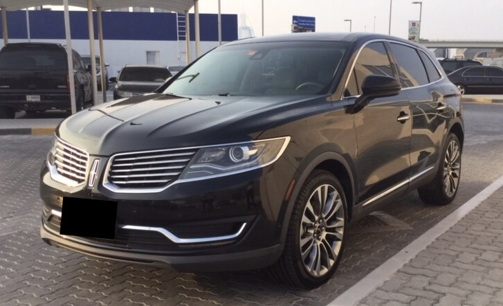 Used Lincoln MKX 2.7T Reserve 2017 For Sale In Dubai