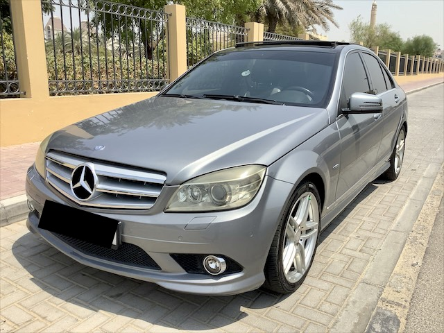Used Mercedes-Benz C 200 2010 For Sale In Dubai