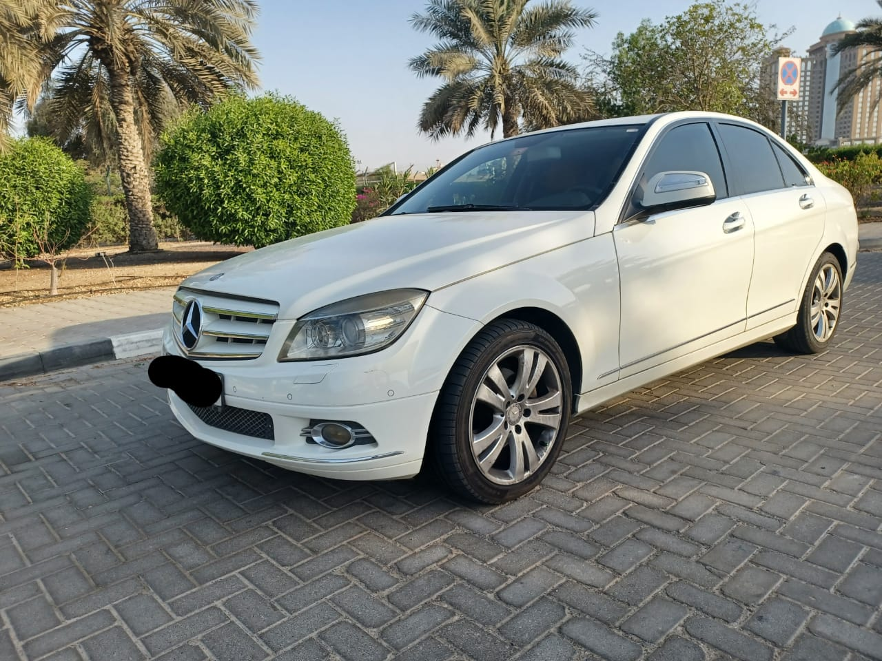 Used Mercedes-Benz C 250 2008 For Sale In Dubai