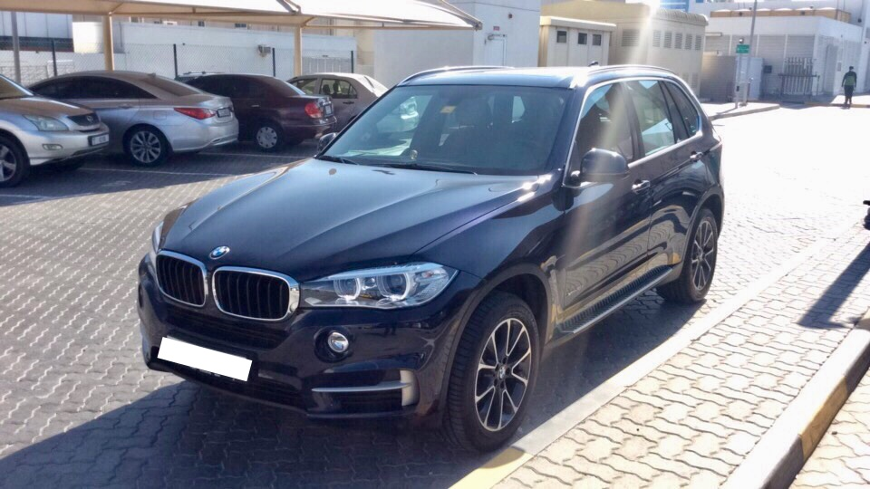 Used BMW X5 35i 2016 For Sale In Dubai