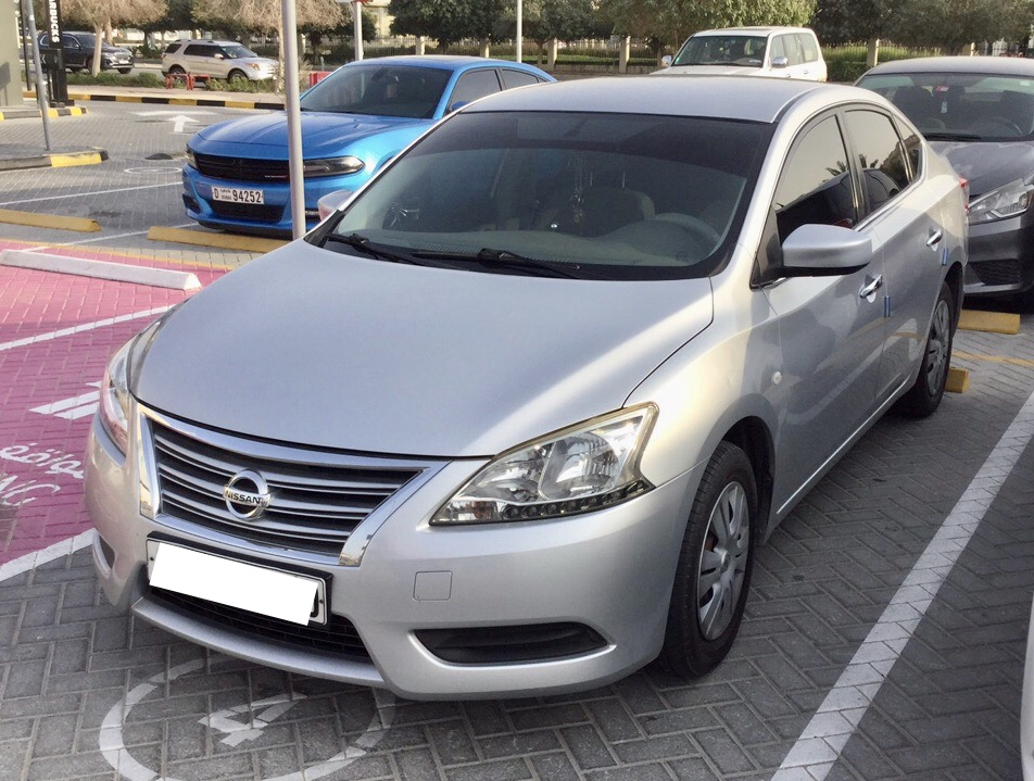 Used Nissan Sentra 1.6 S 2014 For Sale In Dubai