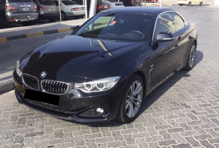 Used BMW 420i Coupe 2016 For Sale In Dubai