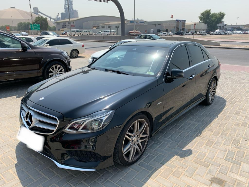 Used Mercedes-Benz E 300 2016 For Sale In Dubai