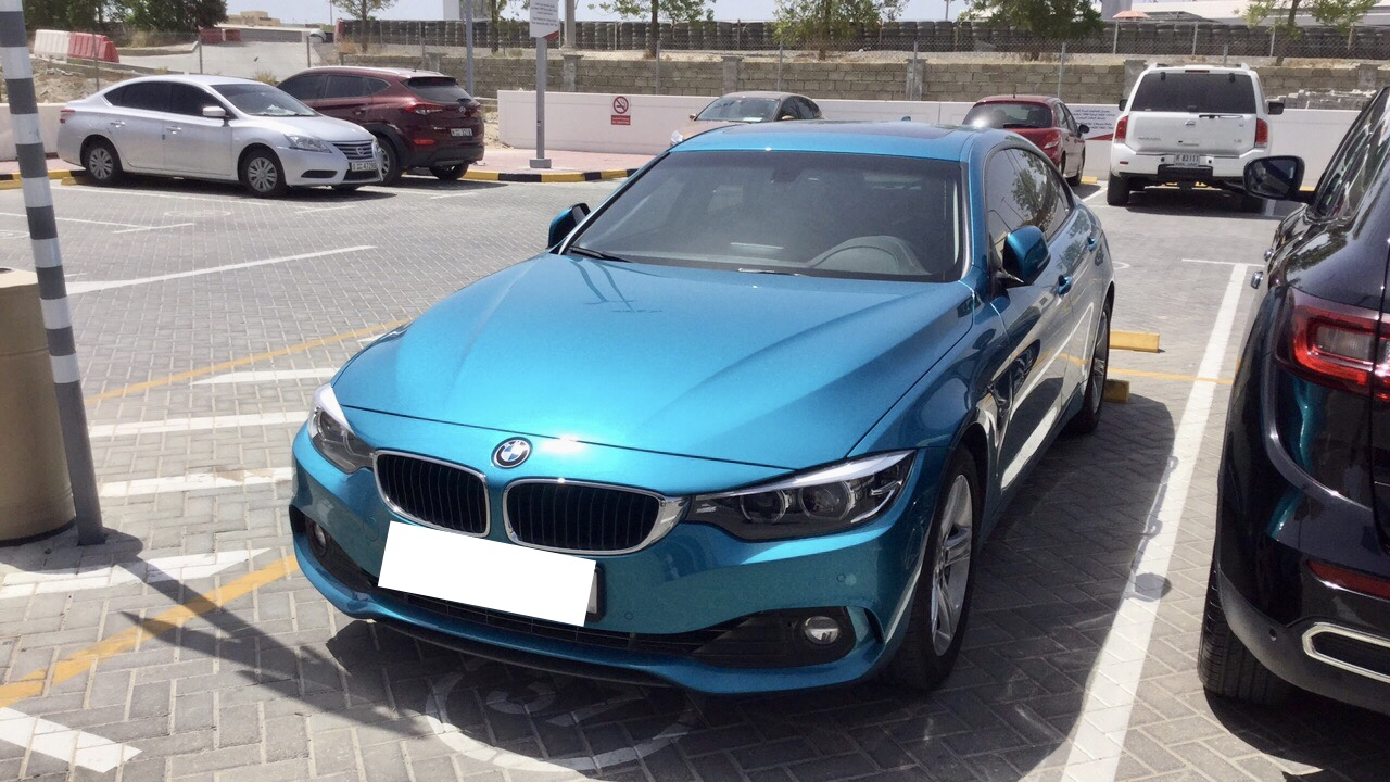 Used BMW 420i Gran Coupe 2019 For Sale In Dubai