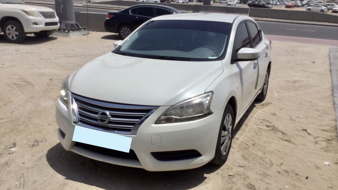 Used Nissan Sentra (1.8 S) 2014 For Sale In Dubai
