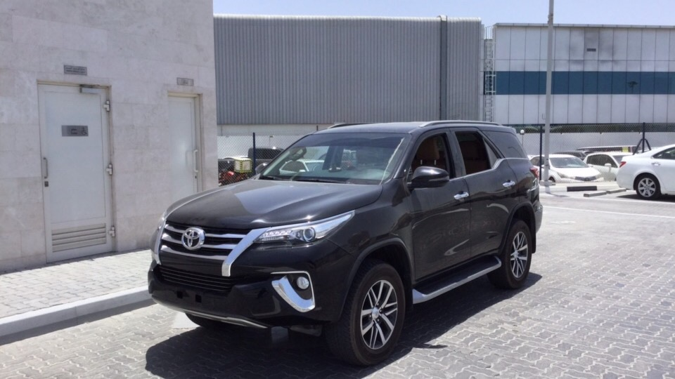 Used Toyota Fortuner 4.0 VXR 2020 For Sale In Dubai