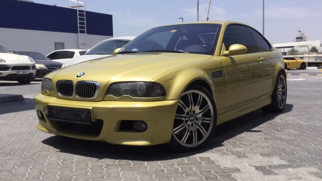 Used BMW M3 Coupe 2005 For Sale In Dubai