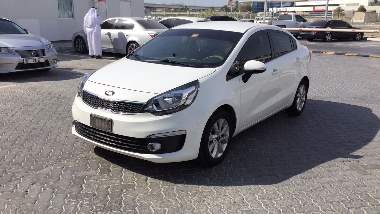 Used Kia Rio 2016 For Sale In Dubai